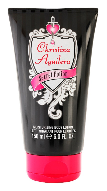 Christina Aguilera Secret Potion Körperlotion für Damen 150 ml