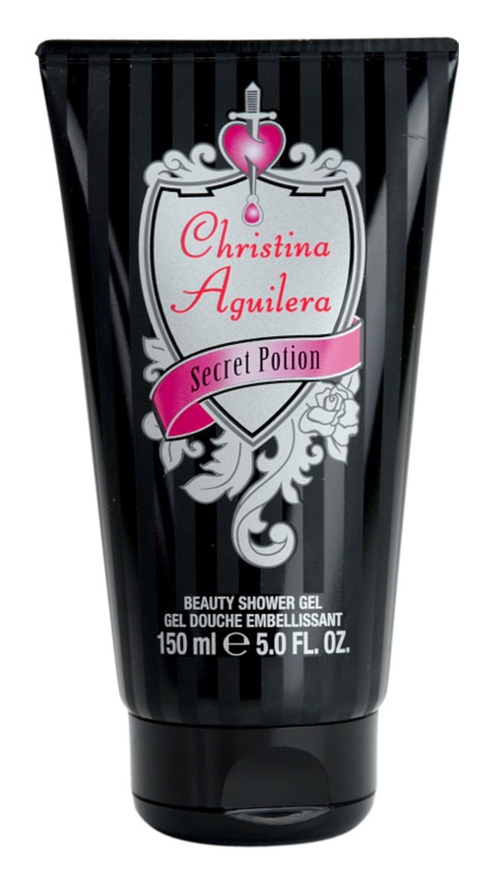 Christina Aguilera Secret Potion Shower Gel for Women 150 ml
