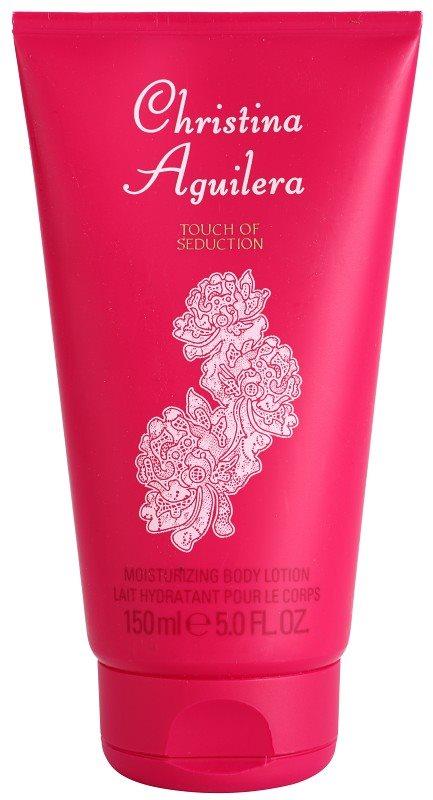 Christina Aguilera Touch of Seduction mleczko do ciała dla kobiet 150 ml