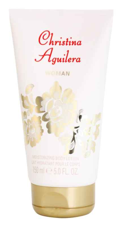 Christina Aguilera Woman Körperlotion für Damen 150 ml