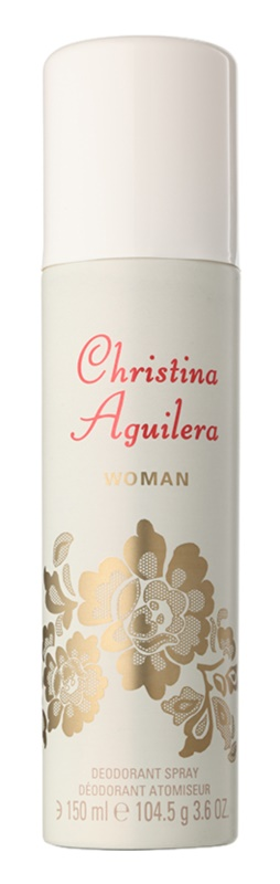 Christina Aguilera Woman Deo-Spray für Damen 150 ml