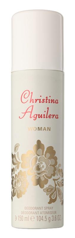 Christina Aguilera Woman deospray per donna 150 ml