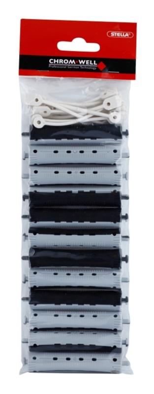 Chromwell Accessories Black/Grey natáčky na trvalú