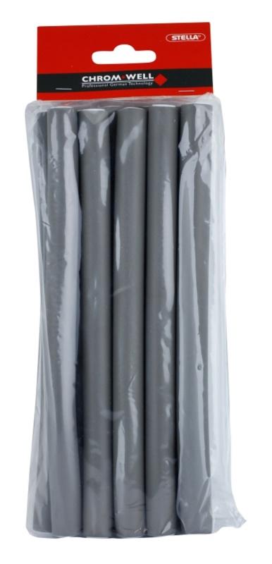 Chromwell Accessories Grey rulos de esponja tamaño mediano