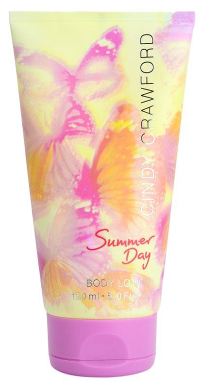 Cindy Crawford Summer Day tělové mléko pro ženy 150 ml (bez krabičky)