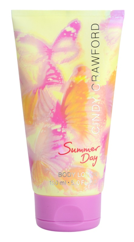 Cindy Crawford Summer Day telové mlieko pre ženy 150 ml (bez krabičky)