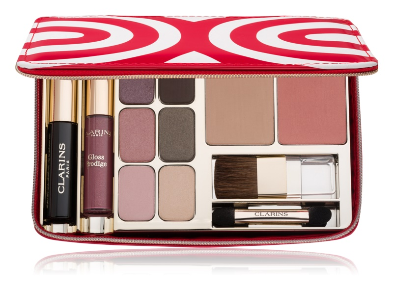 Clarins Make-Up Palette gama de produse cosmetice make-up