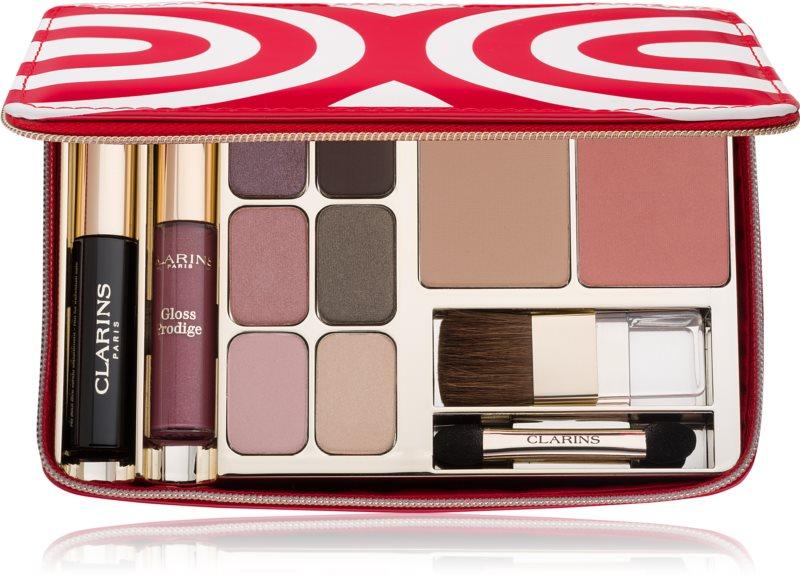 Clarins Make-Up Palette paleta dekorativní kosmetiky