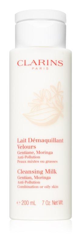 Clarins Cleansers leite de limpeza para pele oleosa e mista