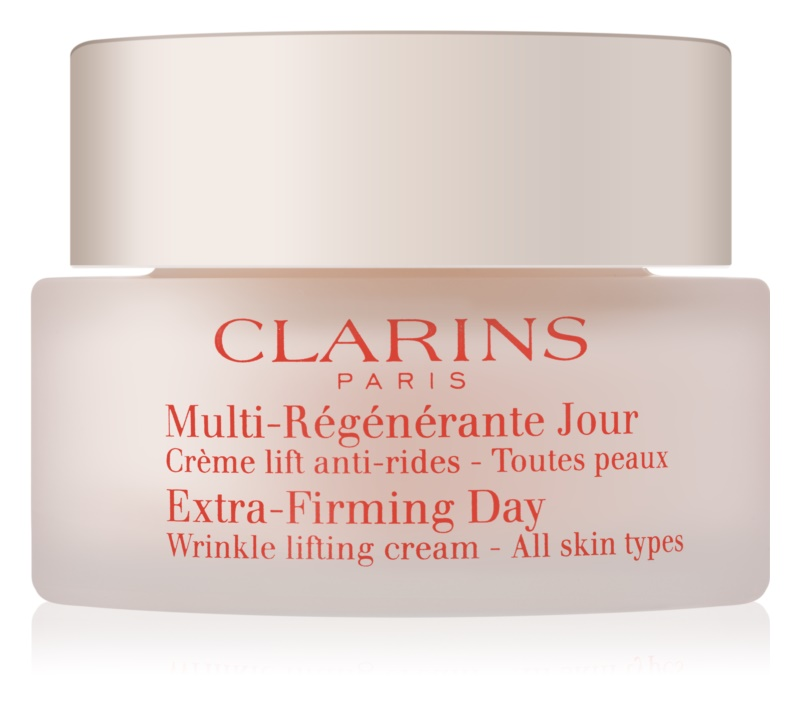 Clarins Extra-Firming dnevna krema za lifting protiv bora za sve tipove lica