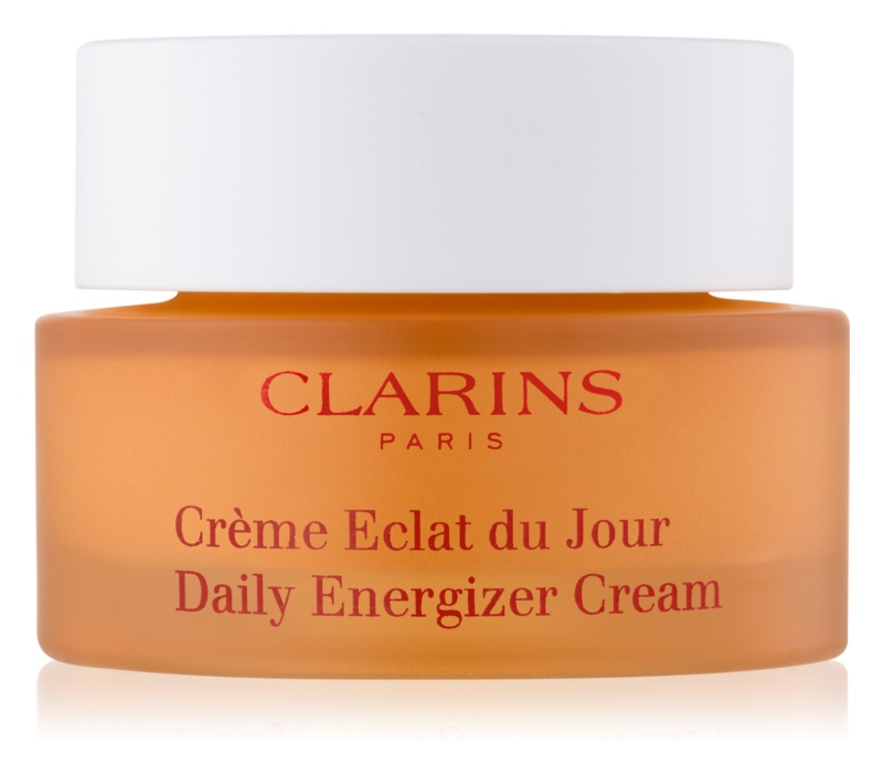 Clarins Daily Energizer Verhelderend Dagcrème met Hydraterende Werking  voor Normale en Droge Huid