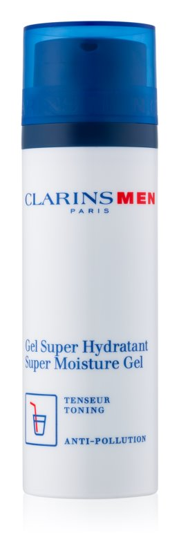 Clarins Men Hydrate hidratáló gél a fiatalos kinézetért
