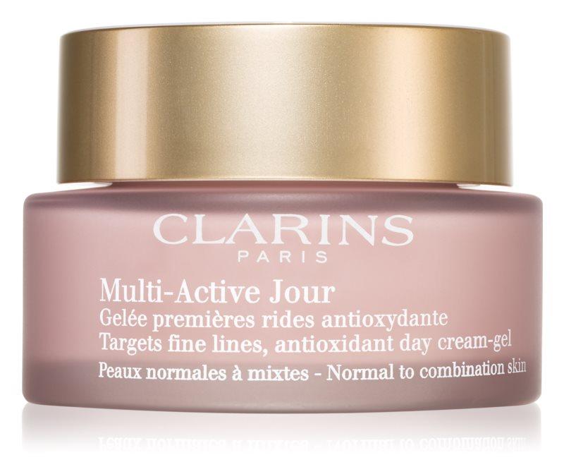 Clarins Multi-Active antioxidačný denný krém pre normálnu až zmiešanú pleť