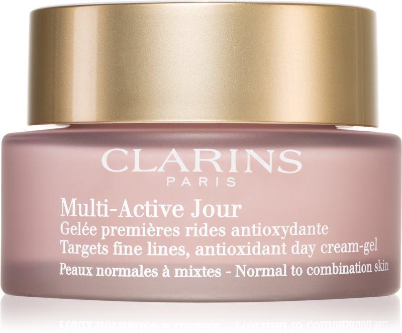 Clarins Multi-Active antioxidáns nappali krém normál és kombinált bőrre