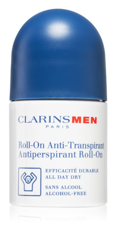 Clarins Men Body Antitranspirant Roll-On Alcoholvrij