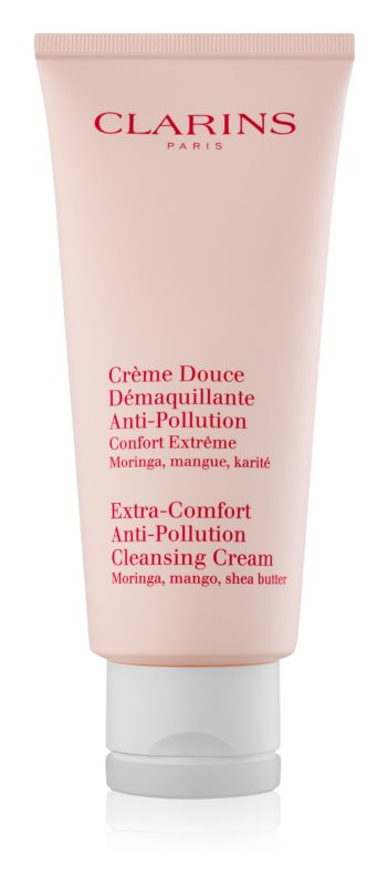 Clarins Cleansers Extra-Comfort Anti-Pollution Cleansing Cream