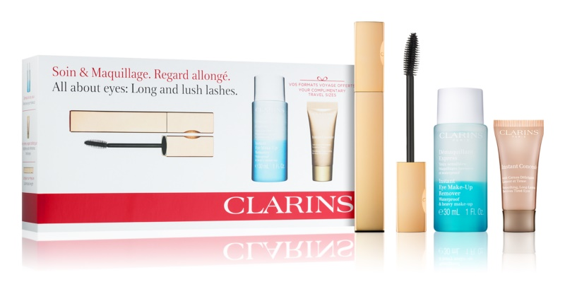 Clarins Eye Collection Set Cosmetic Set VI.
