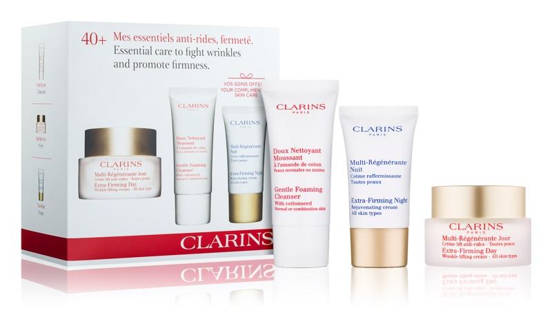 Clarins Extra-Firming kosmetická sada IV.