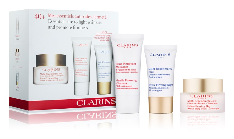 Clarins Extra-Firming set cosmetice IV.