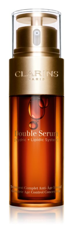 Clarins Double Serum intenzivni serum protiv starenja lica