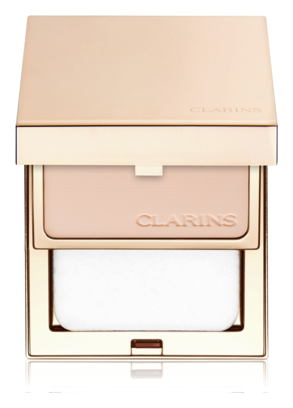 Clarins Face Make-Up Everlasting Compact Foundation machiaj compact persistent SPF 9