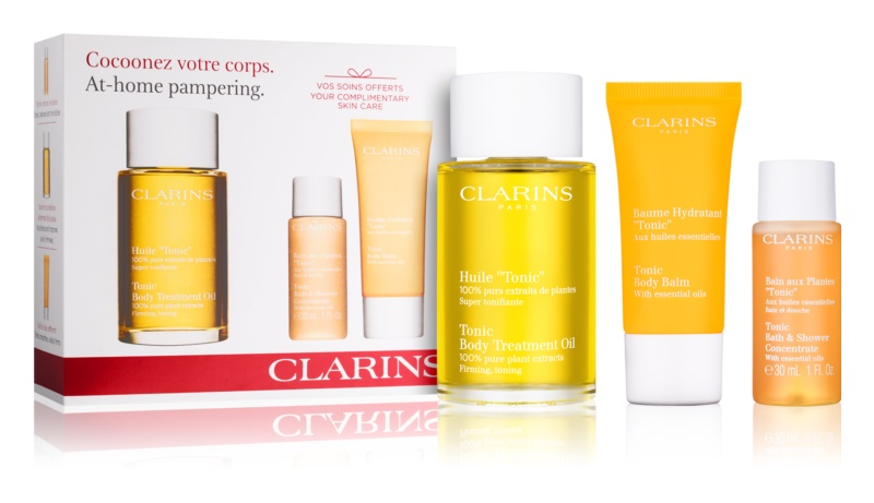Clarins Body Specific Care косметичний набір I.