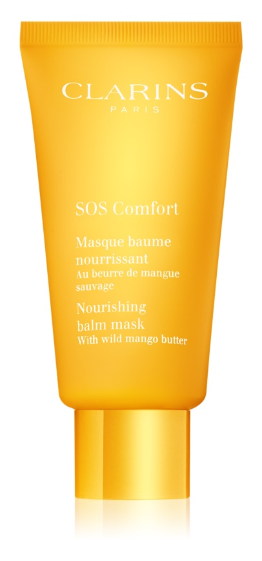 Clarins SOS Comfort masca hranitoare pentru piele foarte uscata