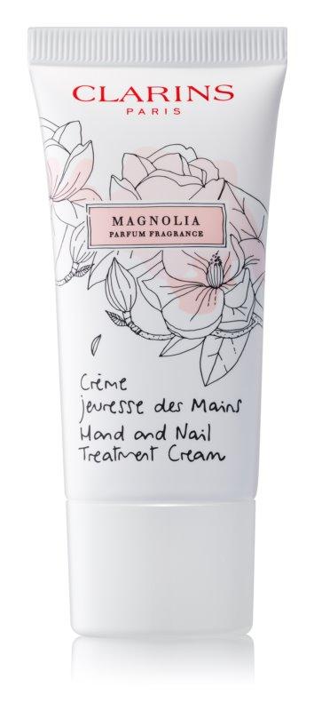 Clarins Specific Care Magnolia zjemňujúci krém na ruky a nechty