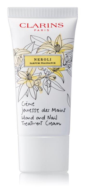 Clarins Specific Care Neroli crema emolliente per mani e unghie
