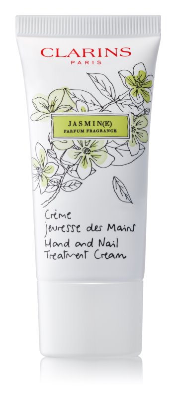Clarins Specific Care Jasmine Moisturising Hand and Nail Cream