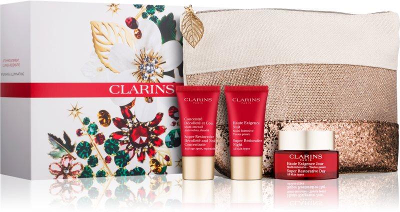 Clarins Super Restorative Cosmetic Set I.