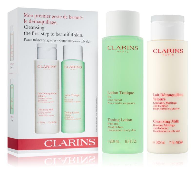Clarins Cleansers kosmetická sada VII.