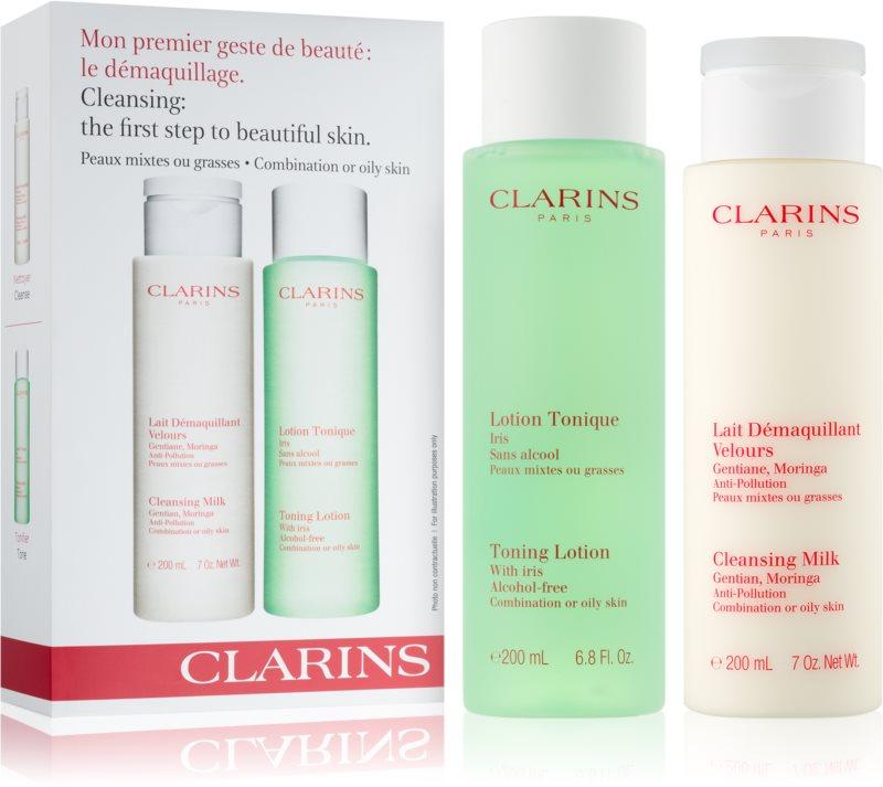 Clarins Cleansers kozmetická sada VII.