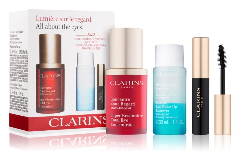 Clarins Eye Collection Set косметичний набір