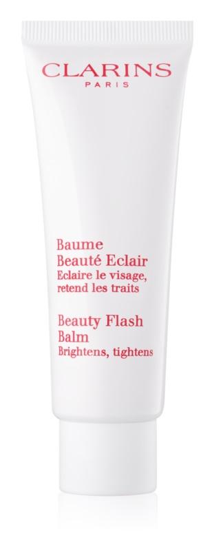 Clarins Beauty Flash aufhellende Crem für müde Haut