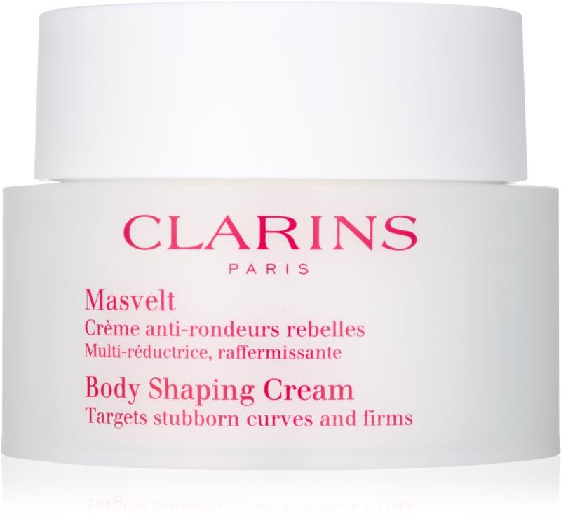 Clarins Body Expert Contouring Care krem ujędrniający do ciała przeciw uporczywym krągłościom