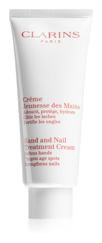 Clarins Body Specific Care Hand And Nail Treatment Cream
