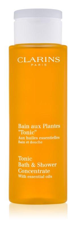 Clarins Body Age Control & Firming Care gel de dus si baie cu uleiuri esentiale