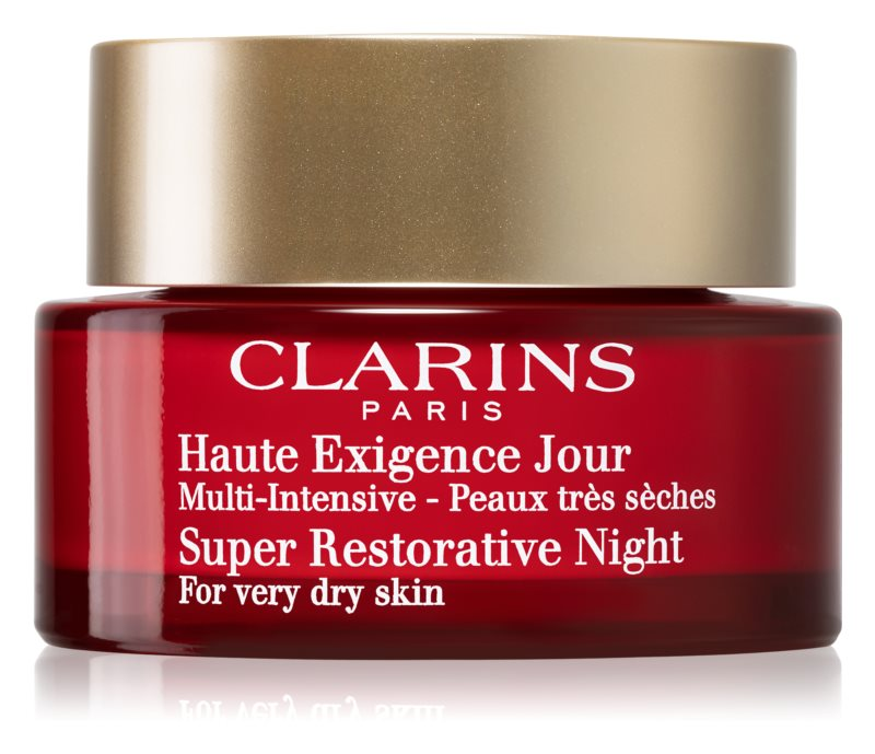 Clarins Super Restorative Age Spot Correcting Replenishing Cream for Very Dry Skin