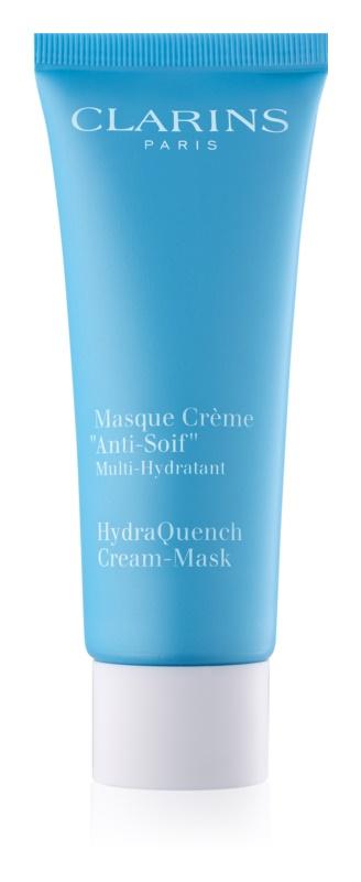 Clarins HydraQuench masca pentru hidratare intensa pentru piele deshidratata