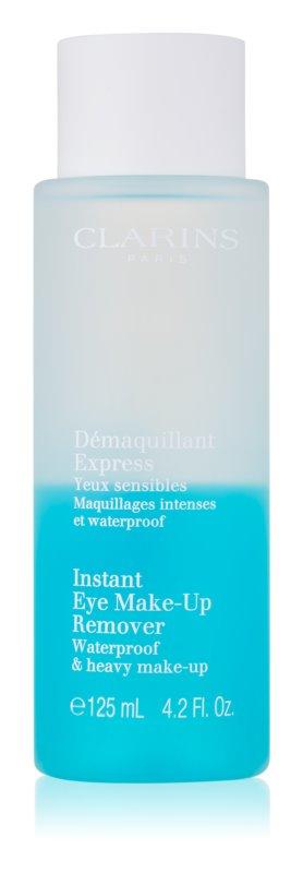 Clarins Cleansers proizvod za skidanje vodootpornog pudera za osjetljive oči