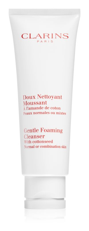 Clarins Cleansers Gentle Foaming Cleanser for Normal of Combination Skin