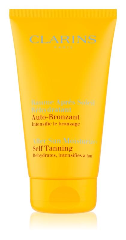 Clarins Sun Soothers Moisturising Self-Tanning Cream