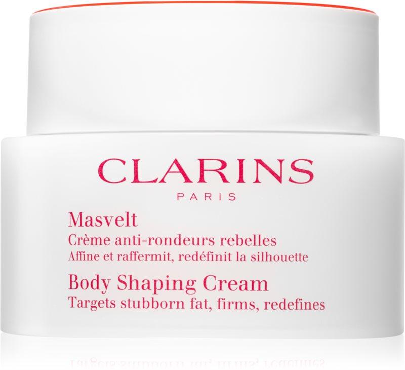 Clarins Body Expert Contouring Care karcsúsító és feszesítő krém