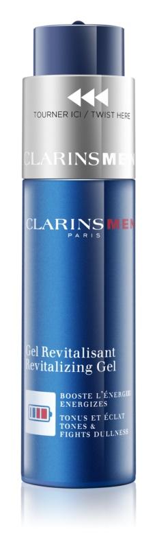 Clarins Men Age Control energiát adó gél a bőröregedés első jeleinek eltüntetésére