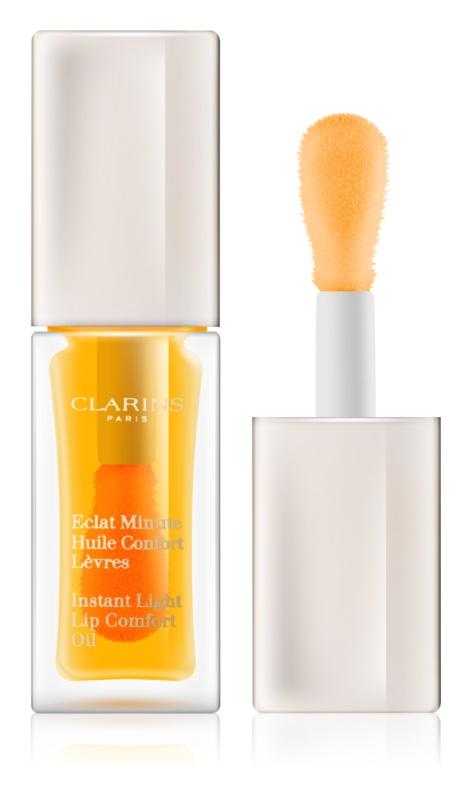 Clarins Lip Make-Up Instant Light vyživující péče na rty