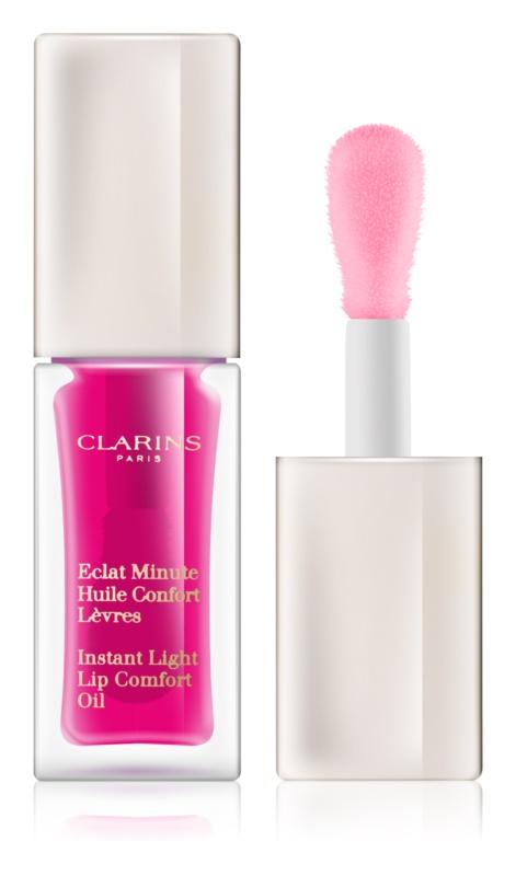 Clarins Lip Make-Up Instant Light подхранваща грижа за устни