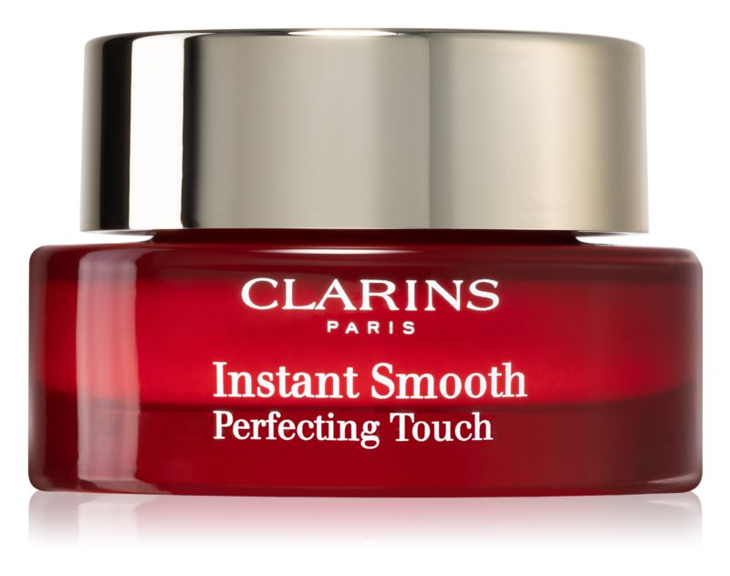 Clarins Face Make-Up Instant Smooth Make-up-Grundlage strafft die Haut und verfeinert Poren