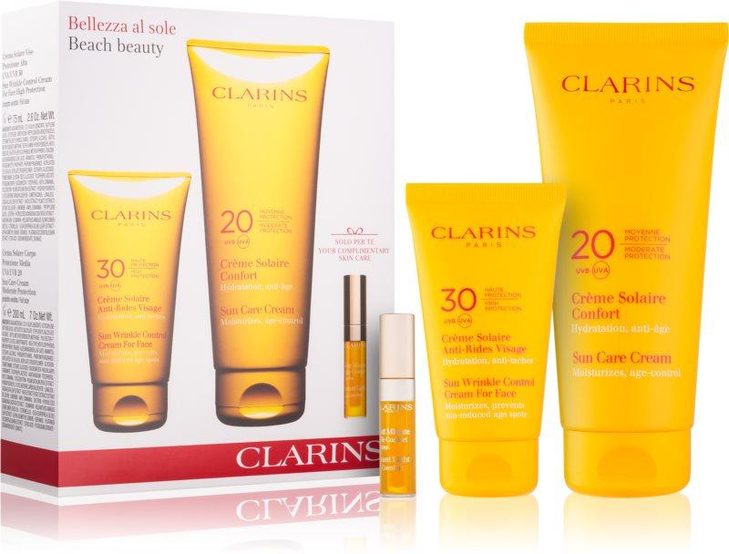 Clarins Sun Protection set cosmetice I. (plaja)