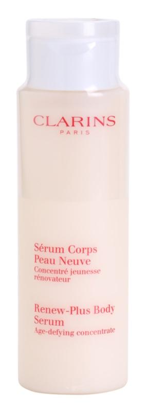 Clarins Body Age Control & Firming Care spevňujúce sérum pre hydratáciu a vypnutie pokožky